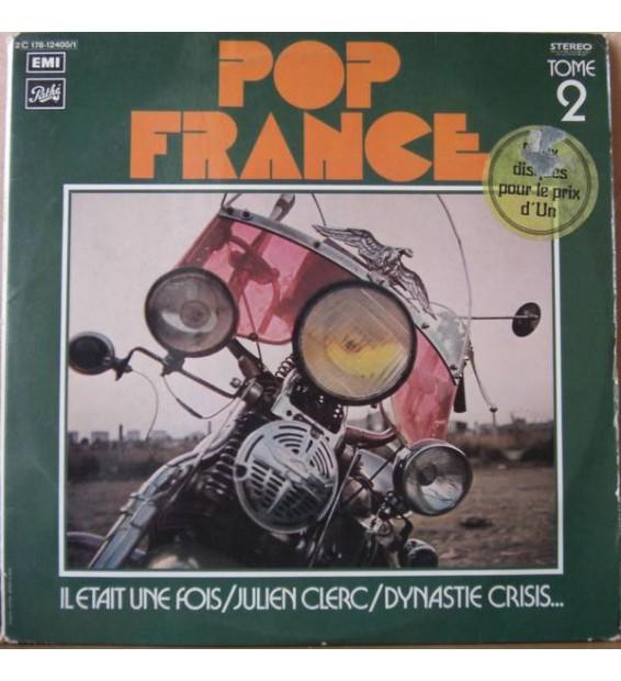 Various - Pop France Tome 2 (2xLP, Comp, Gat) mesvinyles.fr