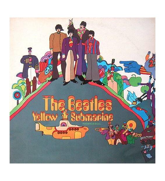The Beatles - Yellow Submarine (LP, RE, 180) mesvinyles.fr