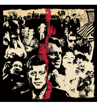 Various - The Ballad Of JFK: A Musical History Of The John F. Kennedy Assassination (1963-1968) (LP, Comp, RM) mesvinyles.fr