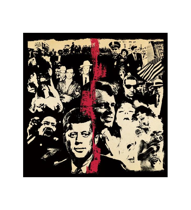 Various - The Ballad Of JFK: A Musical History Of The John F. Kennedy Assassination (1963-1968) (LP, Comp, RM) mesvinyles.fr