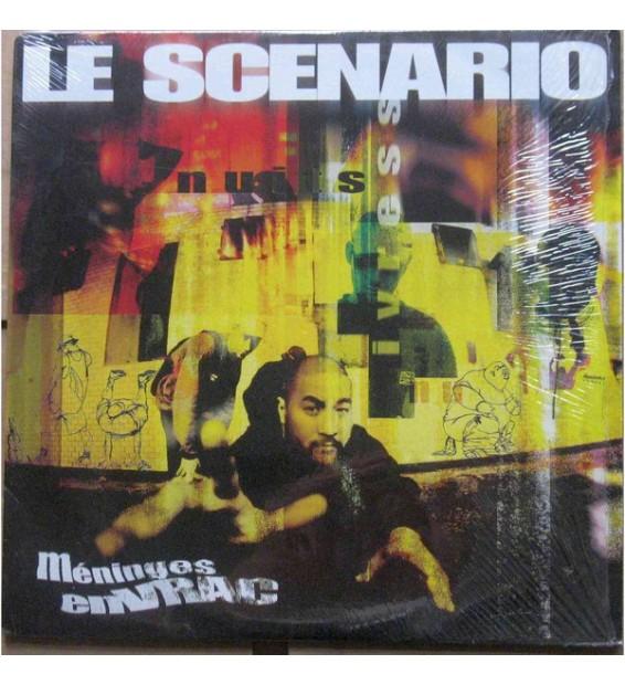 Le Scenario - Méninges En Vrac (2xLP, Album) mesvinyles.fr