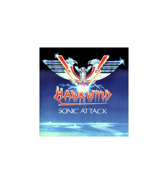 Hawkwind - Sonic Attack (LP, Album) mesvinyles.fr