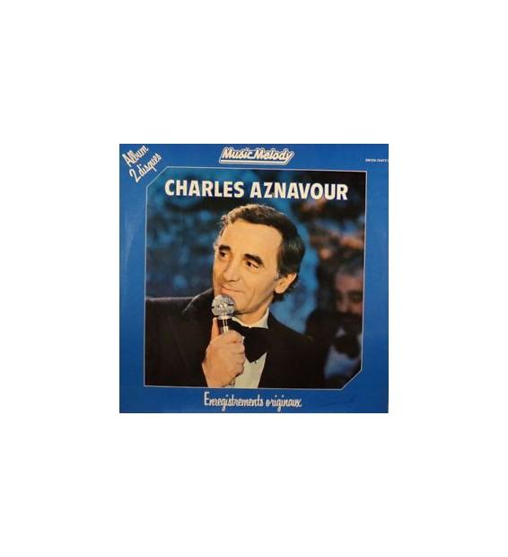 Charles Aznavour - Enregistrements Originaux (LP, Comp, RE) mesvinyles.fr