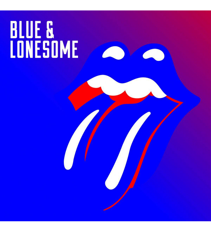 The Rolling Stones - Blue and Lonesome mesvinyles.fr