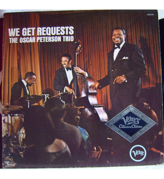 The Oscar Peterson Trio - We Get Requests (LP, RE)