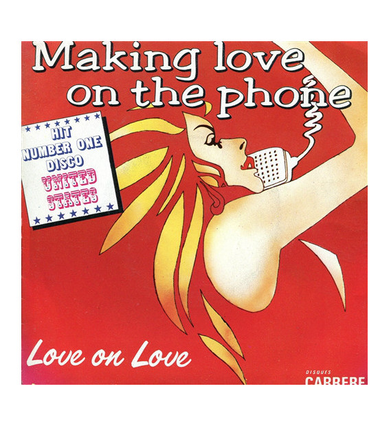"Love On Love - Making Love On The Phone (12"", Maxi) mesvinyles.fr"