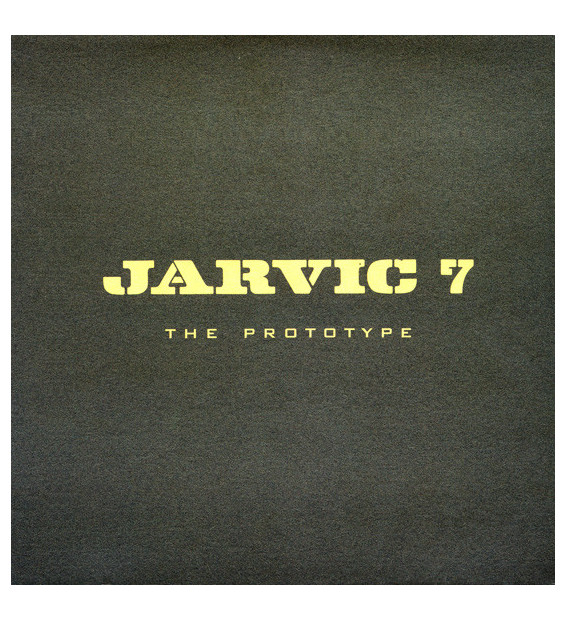 "Jarvic 7 - The Prototype (12"") mesvinyles.fr"