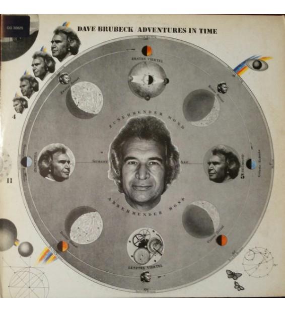 Dave Brubeck - Adventures In Time (2xLP, Comp) mesvinyles.fr