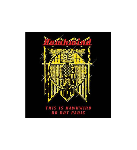 Hawkwind - This Is Hawkwind, Do Not Panic (2xLP, Album, Ltd, RE, Whi)