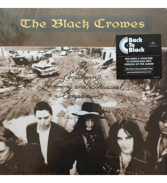 The Black Crowes - The Southern Harmony And Musical Companion (2xLP, Album, RE, 180) mesvinyles.fr