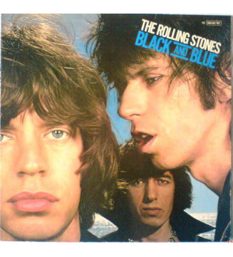 The Rolling Stones - Black And Blue (LP, Album, RE, Gat) mesvinyles.fr