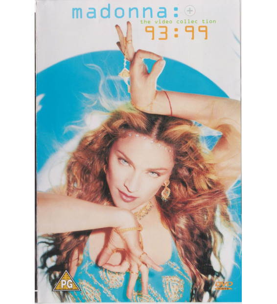 Madonna - The Video Collection 93:99 (DVD-V, PAL, Sup)