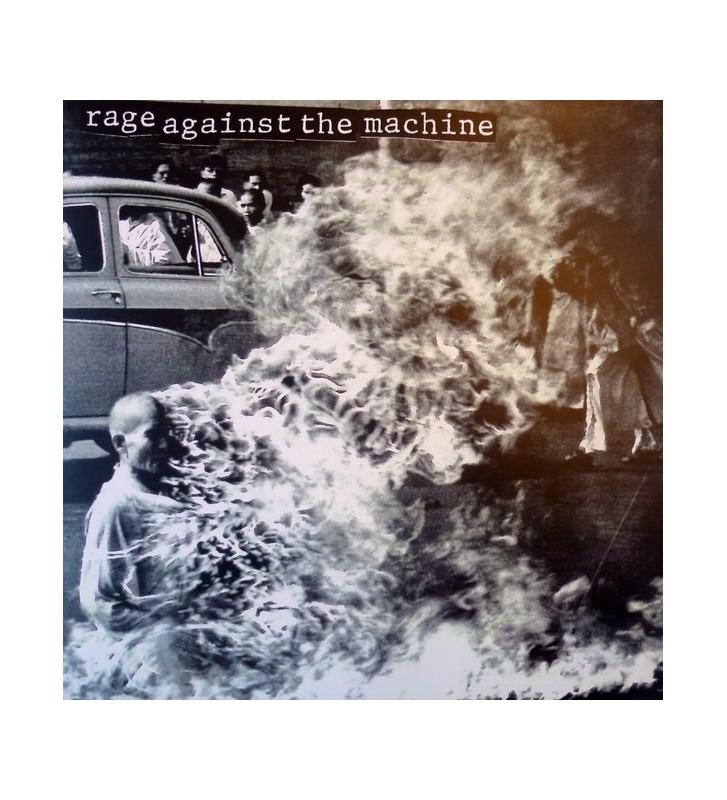 RAGE AGAINST THE MACHINE – Rage Against The Machine mesvinyles.fr