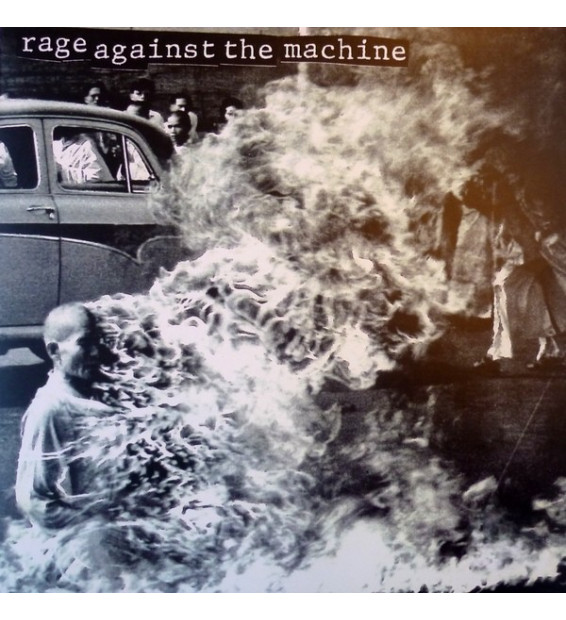RAGE AGAINST THE MACHINE ‎– Rage Against The Machine mesvinyles.fr