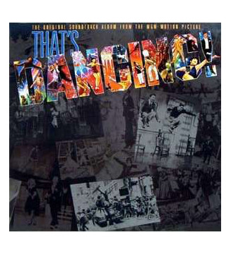 Various - That's Dancing! - The Original Soundtrack Album From The MGM Motion Picture (LP, Album, Comp) mesvinyles.fr