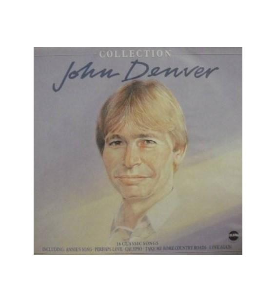 John Denver - John Denver Collection (16 Classic Songs) (LP, Comp) mesvinyles.fr