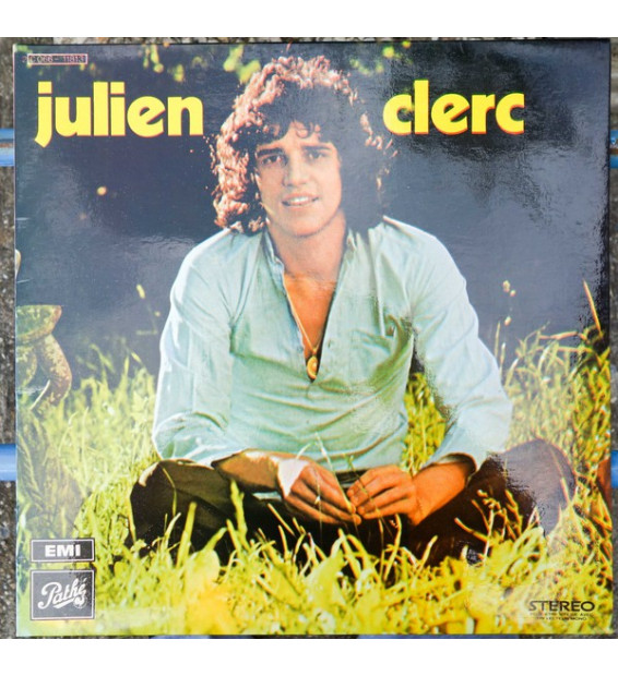 Julien Clerc - Julien Clerc (LP, Album, RE, Gat) mesvinyles.fr