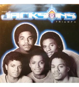 The Jacksons - Triumph / The Jacksons (2xLP, Album, Comp, Gat)