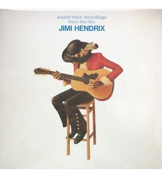 "Jimi Hendrix - Sound Track Recordings From The Film ""Jimi Hendrix"" (2xLP)"