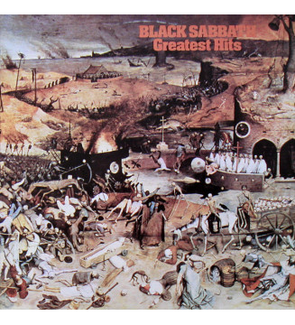 Black Sabbath - Greatest Hits (LP, Comp) mesvinyles.fr
