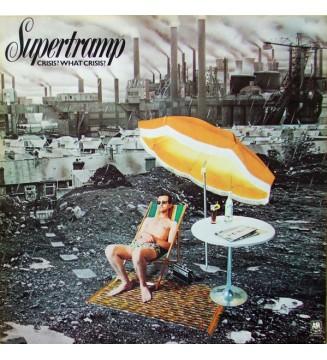 Supertramp - Crisis? What Crisis? (LP, Album, RP)