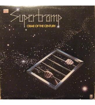 Supertramp - Crime Of The Century (LP, Album)