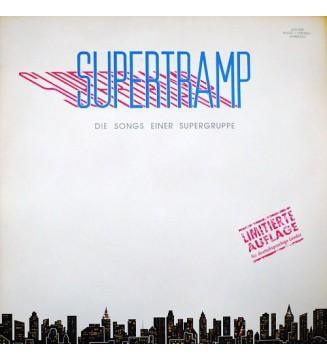 Supertramp - Die Songs Einer Supergruppe (LP, Comp, Ltd)