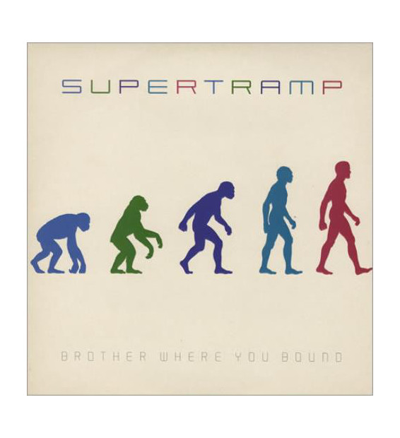 Supertramp - Brother Where You Bound (LP, Album) mesvinyles.fr