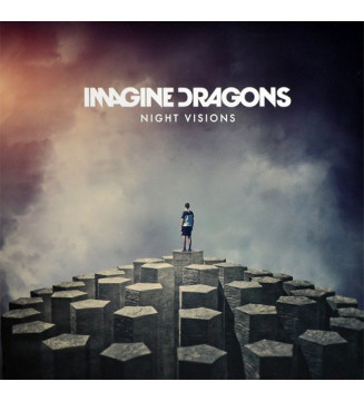 Imagine Dragons - Night Visions (LP, Album) mesvinyles.fr