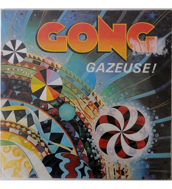 Gong - Gazeuse! (LP, Album) mesvinyles.fr