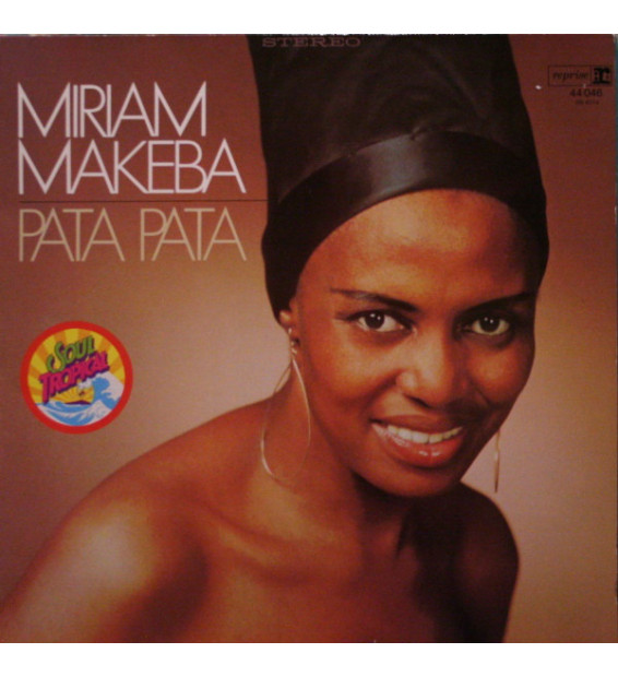 Miriam Makeba - Pata Pata (LP, Album, RE) mesvinyles.fr
