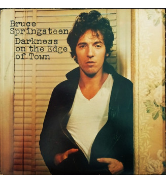 Bruce Springsteen - Darkness On The Edge Of Town (LP, Album)