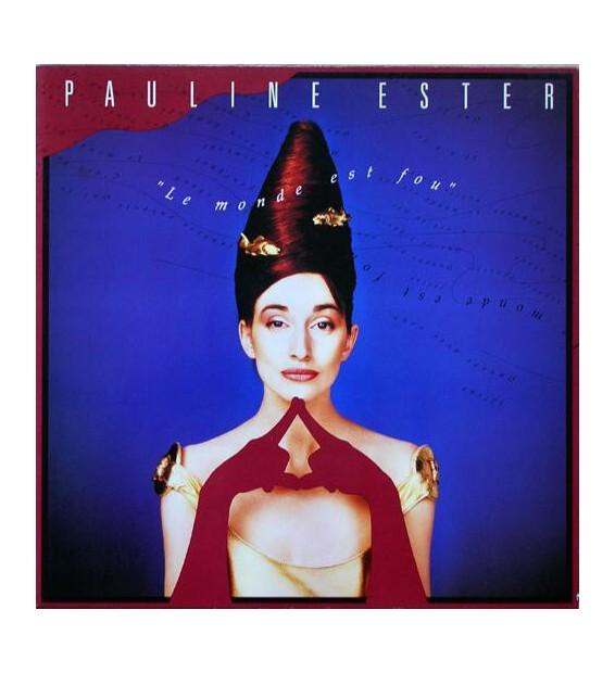 Pauline Ester - Le Monde Est Fou (LP, Album) mesvinyles.fr