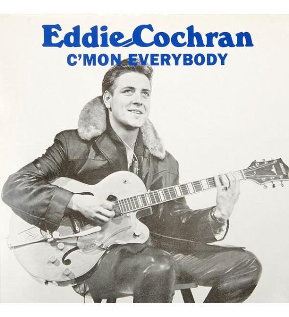 Eddie Cochran - C'Mon Everybody (LP, Comp)