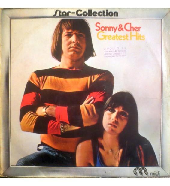 Sonny & Cher - Greatest Hits (LP, Comp, RE)