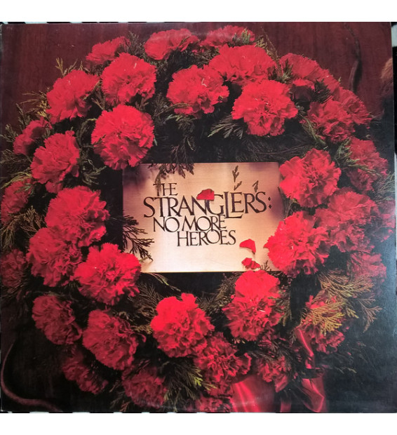 The Stranglers - No More Heroes (LP, Album)