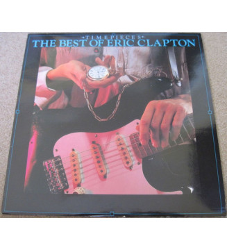 Eric Clapton - Time Pieces (The Best Of Eric Clapton) (LP, Comp)