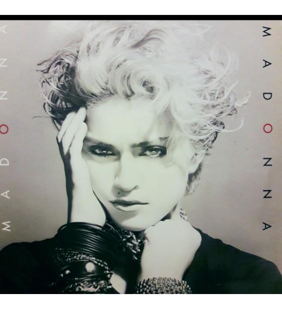 Madonna - Madonna (LP, Album) mesvinyles.fr