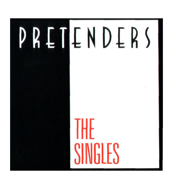 Pretenders* - The Singles (LP, Comp)