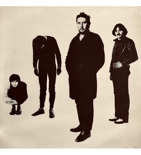The Stranglers - Black And White (LP, Album, RE)