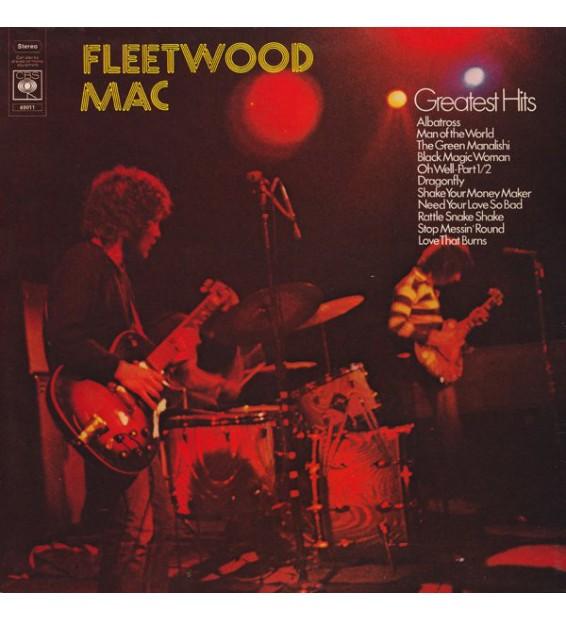 Fleetwood Mac - Fleetwood Mac Greatest Hits (LP, Comp, Gat)