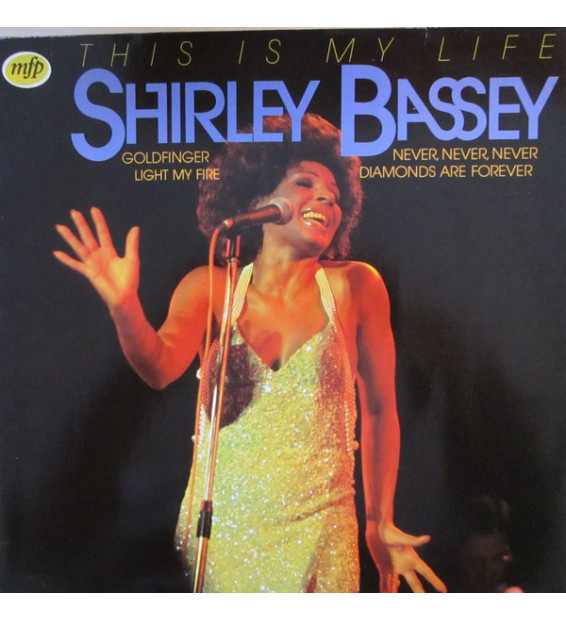 Shirley Bassey - This Is My Life (LP, Comp)