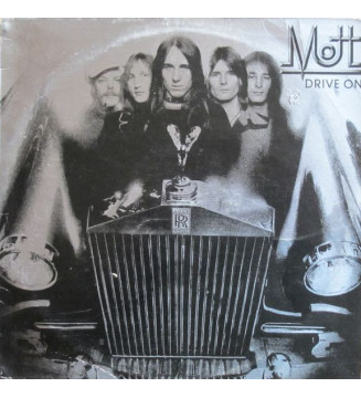 Mott (3) - Drive On (LP, Album)