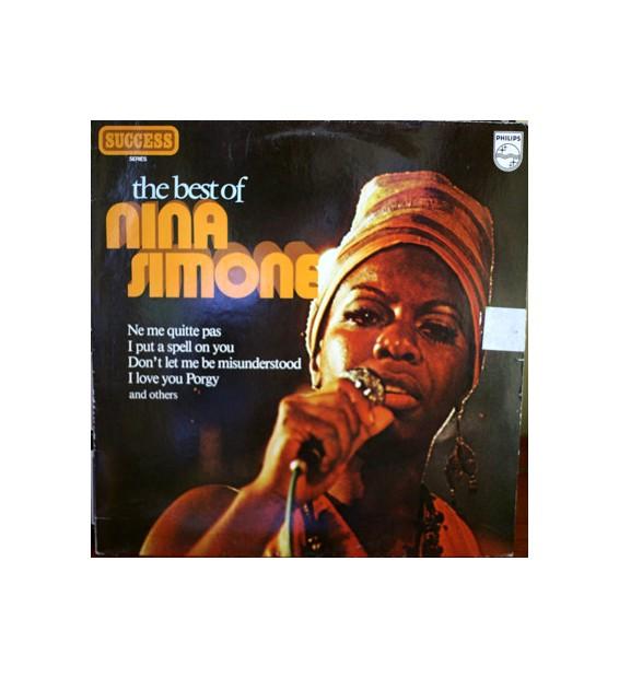 Nina Simone - The Best Of Nina Simone (LP, Comp)