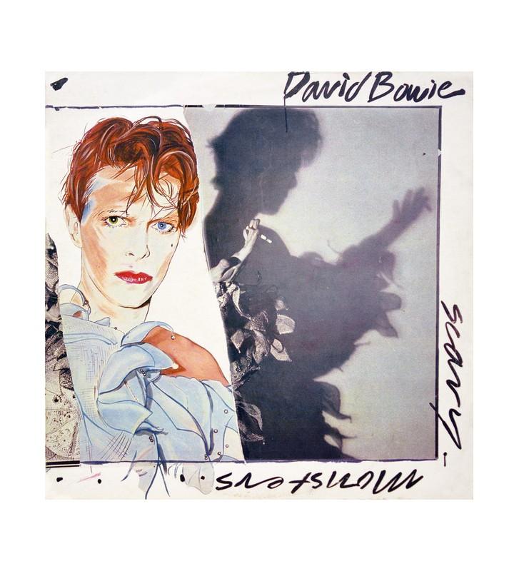 David Bowie - Scary Monsters (LP, Album) mesvinyles.fr