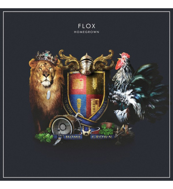 Flox - Homegrown (LP, Album, Ltd)