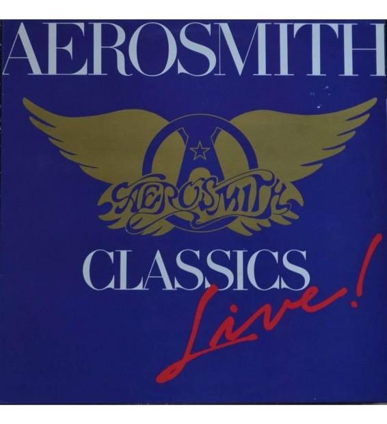 Aerosmith - Classics Live (LP, Album) mesvinyles.fr