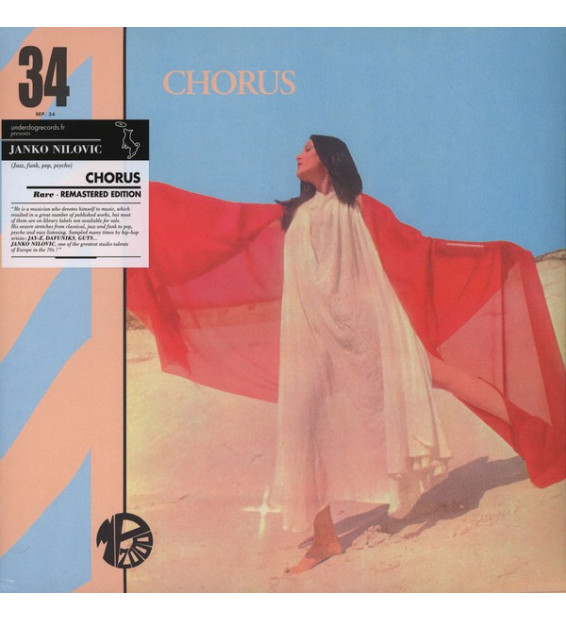 Janko Nilovic - Chorus (LP, RE, RM)