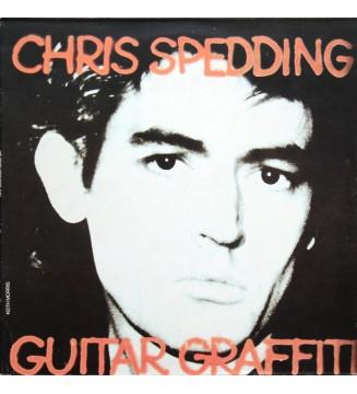 Chris Spedding - Guitar Graffiti (LP, Album, RE)
