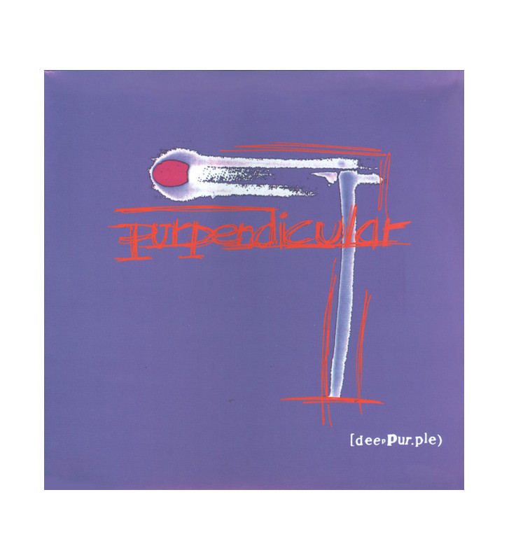 Deep Purple - Purpendicular (2xLP, Album, RE, 180) mesvinyles.fr